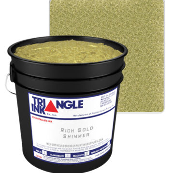Triangle Ink 1190-77 Rich Gold Shimmer