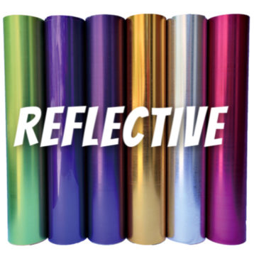 Reflective HT Vinyl at GDM Graphics